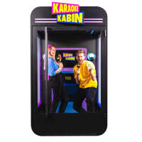 two persons arcade game